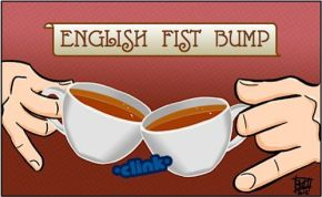 british fist bump